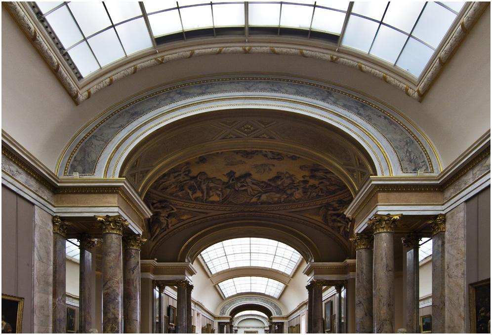 Decken VI und Finale - Louvre, Paris