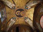 Deckenmosaik in der Capella di S.Zenone in S.Pressede