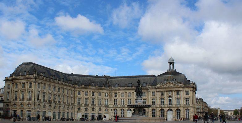 Découverte de Bordeaux