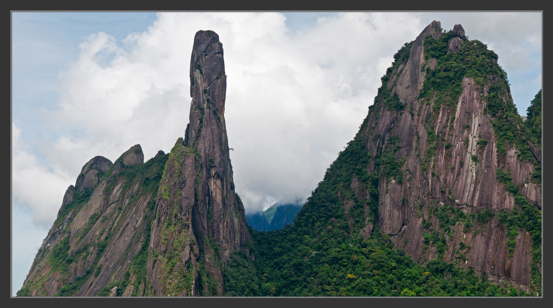 Dedo de Deus, Serra dos Orgaos National Park