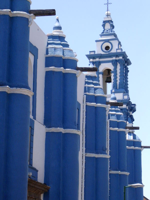 Deep Blue Church