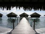 Deep Over Water Bungalows