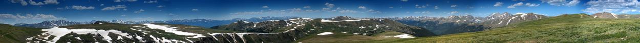 Deer Creek Panorama