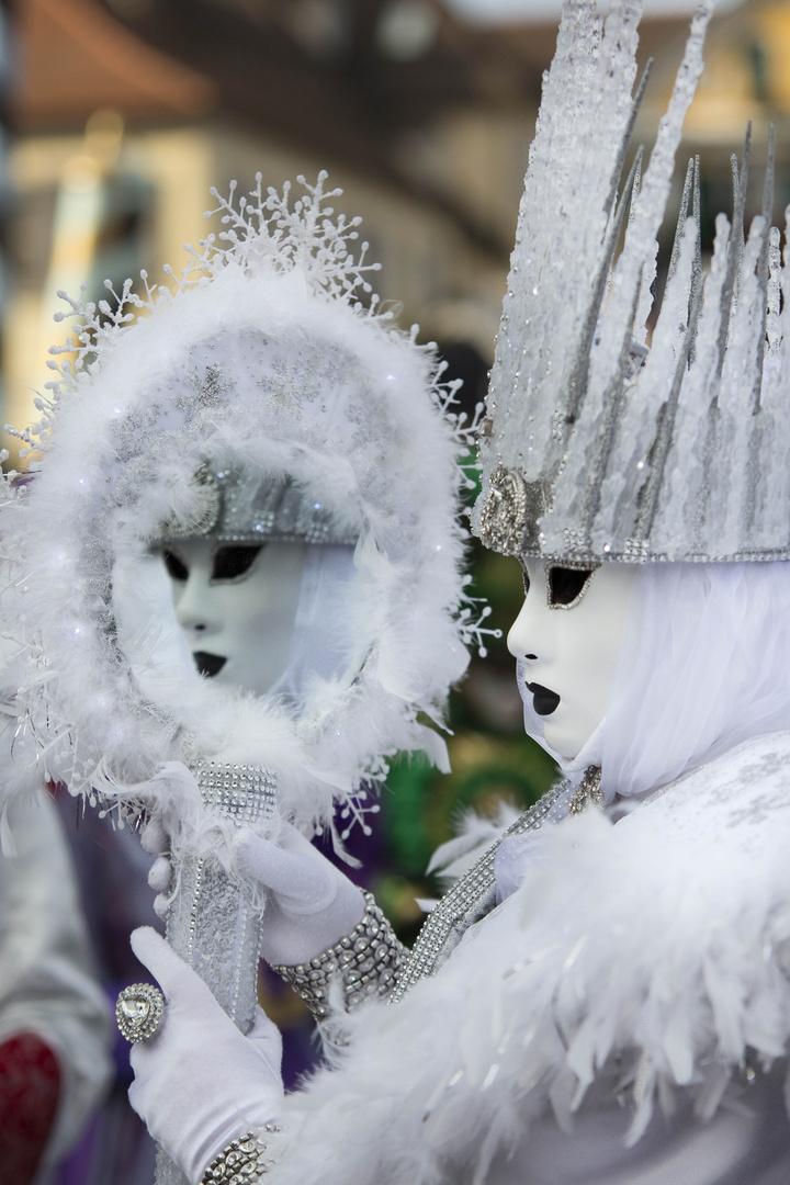 Defilee der Masken (Einkönigin I)