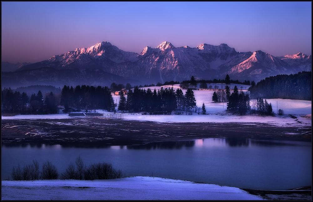 Definitiv das letzte Winterbild ...