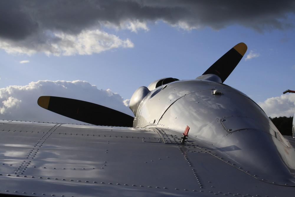 DeHavilland Dove | 13.09.09 FMO/EDDG | Wings & Wheels