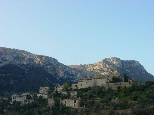 Deia auf Mallorca