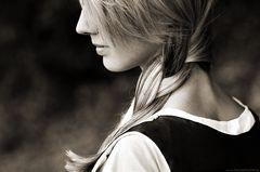Dein seidenes Haar