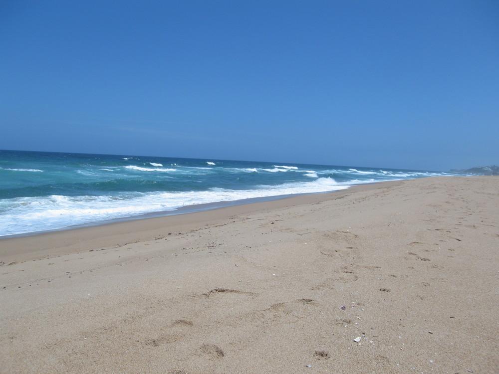 Deine Spuren im Sand.....