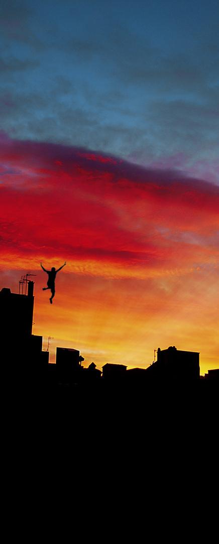 -Deja volar tu imaginación-