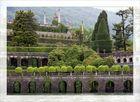 Dekadenter Garten mit radikalem Rundschnitt ,-)))))