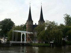 Delft, Oostpoort (Osttor)