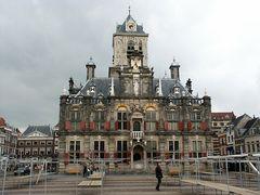 Delft, Rathaus