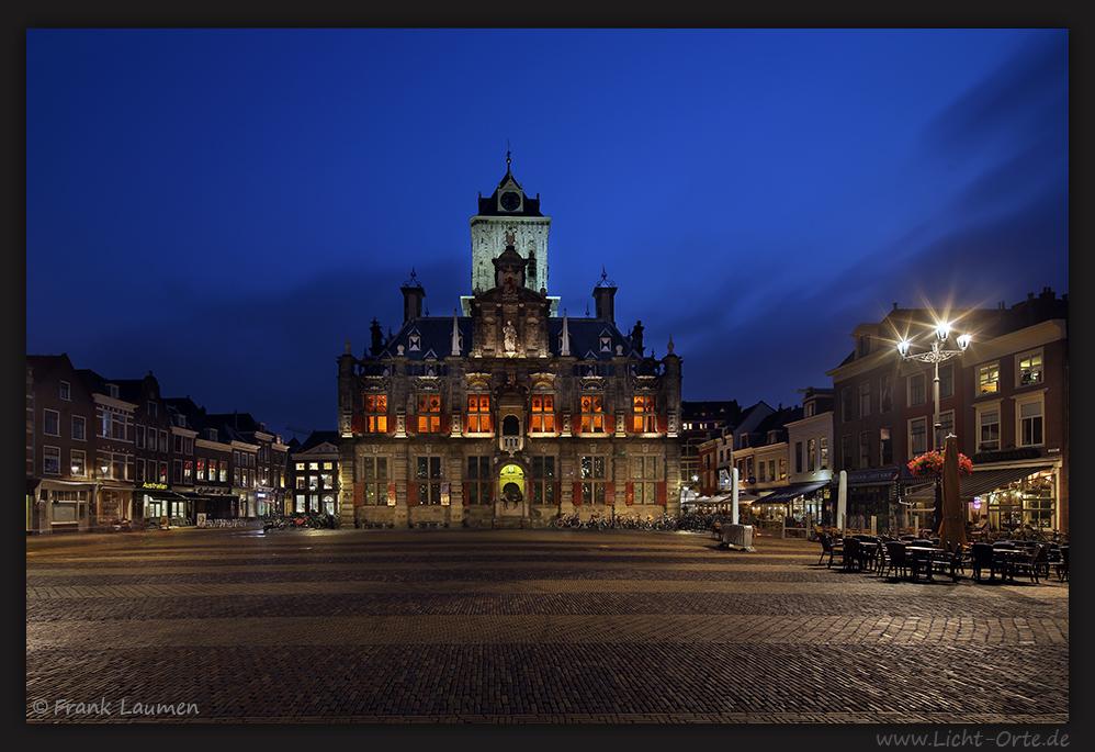 Delft Stadhuis, NL