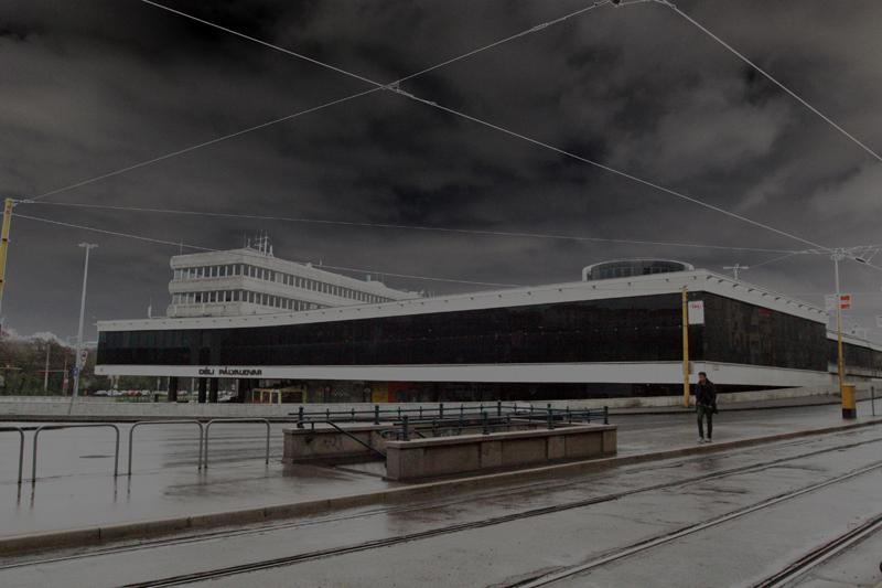 Déli Palyaudvár - Südbahnhof in Budapest