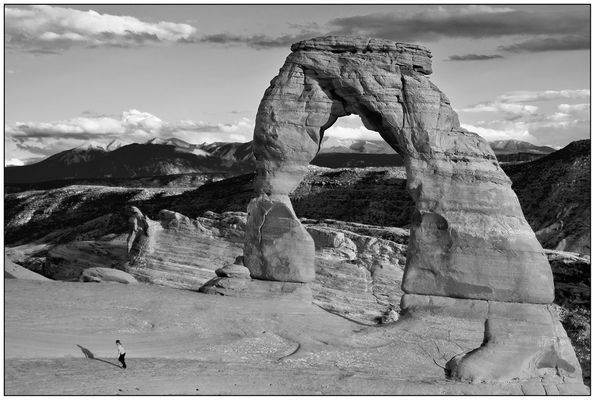 Delicate Arch - Arches N.P. - Utah - USA