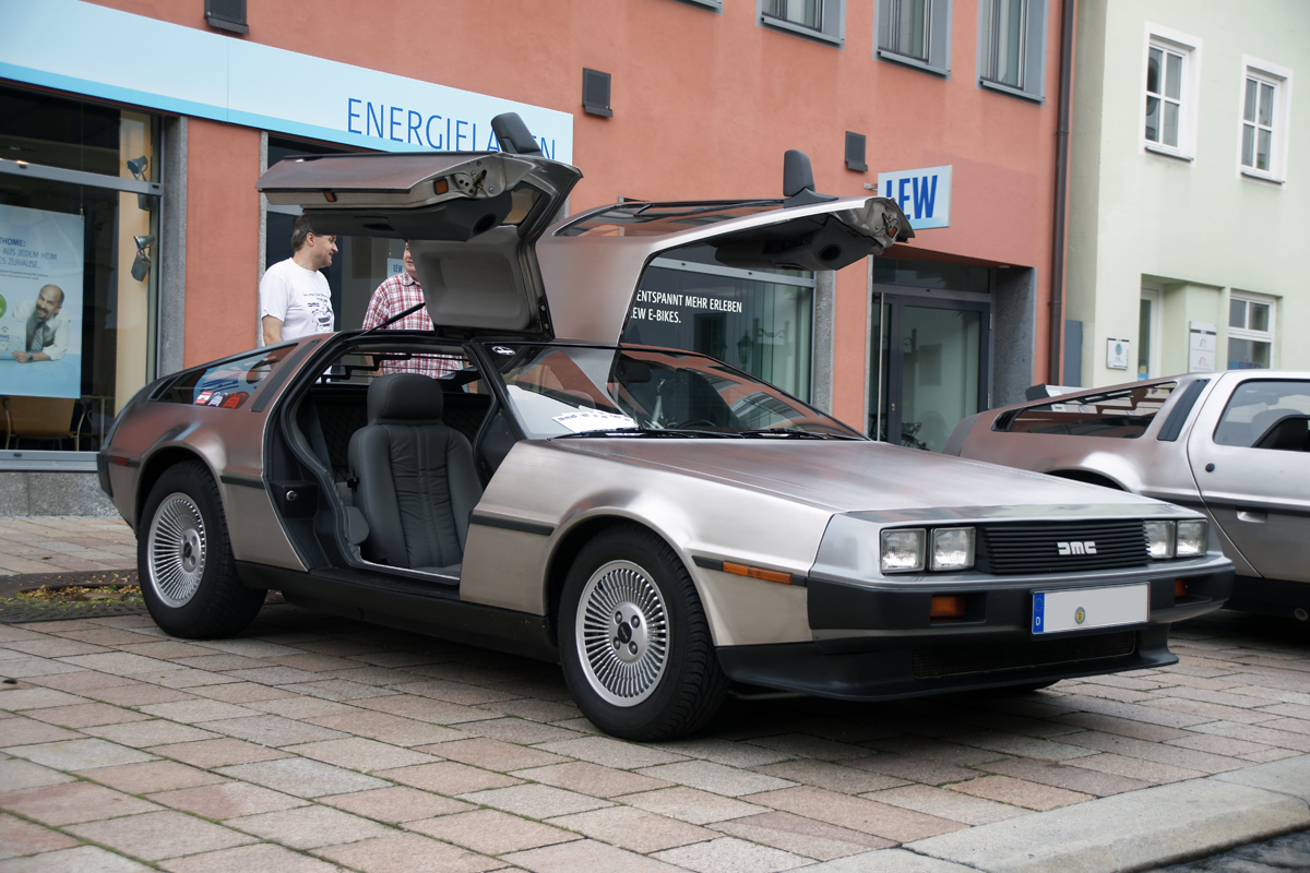 delorean dmc 12 foto bild autos zweir der oldtimer oldtimer youngtimer bilder auf. Black Bedroom Furniture Sets. Home Design Ideas