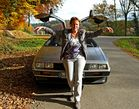 DeLorean Wings - 2 x