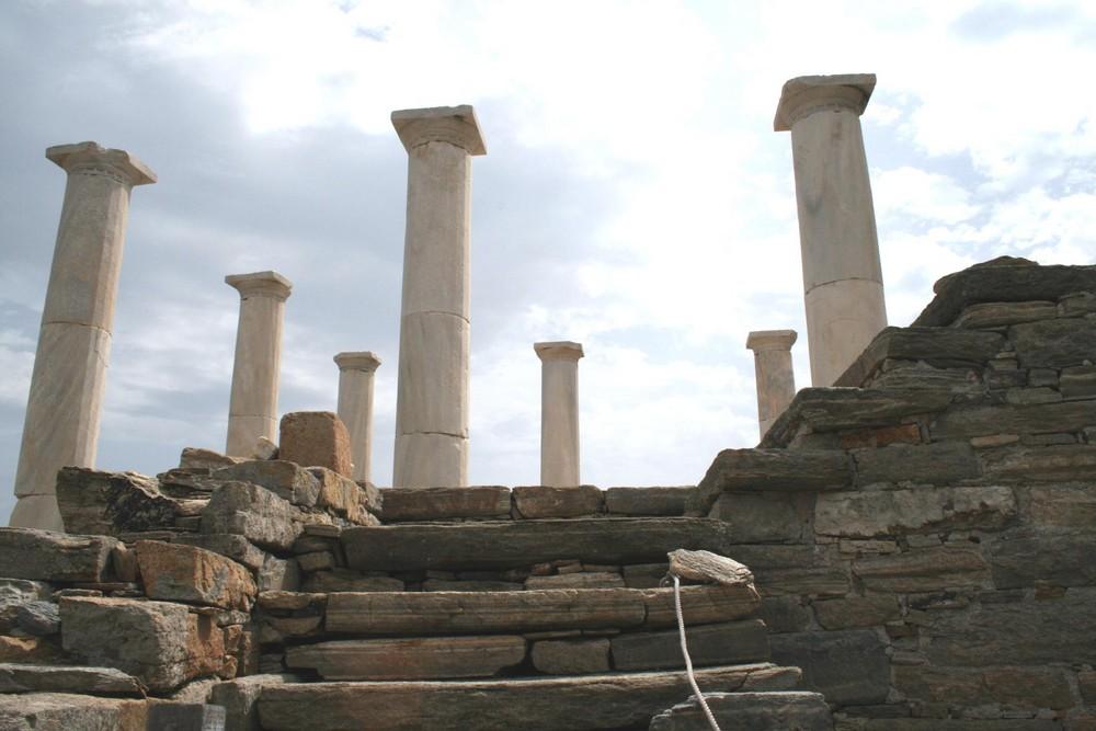 Delos Tempel