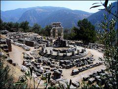 Delphi - Der Monopteros