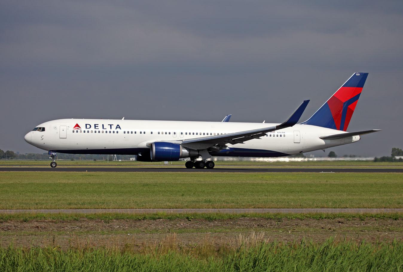 Delta Boeing 767-300 ER