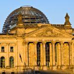 Dem Deutschen Volke - Reichstagskuppel- Berlin Mitte