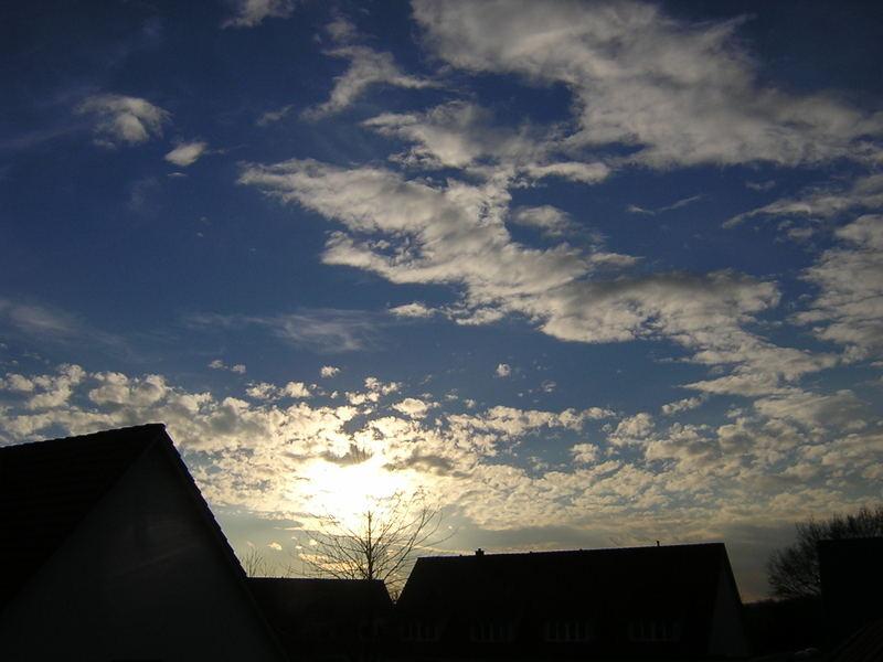dem Himmel so nah