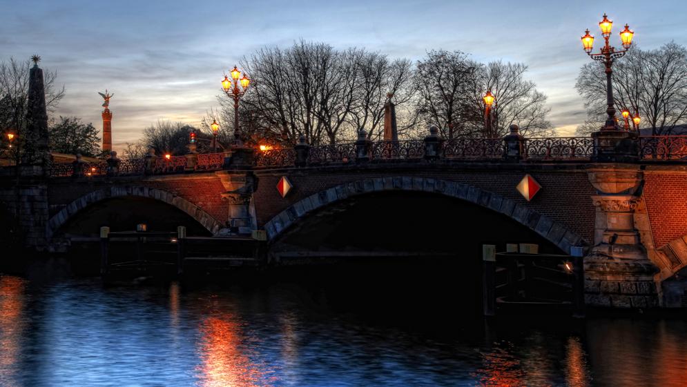 Dem Luther seine Brücke..