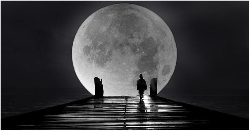 dem Mond so nah von Sandy Faulhaber