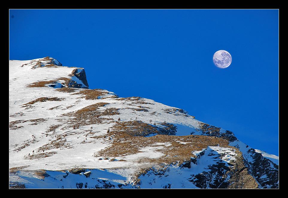 dem Mond so nahe.....