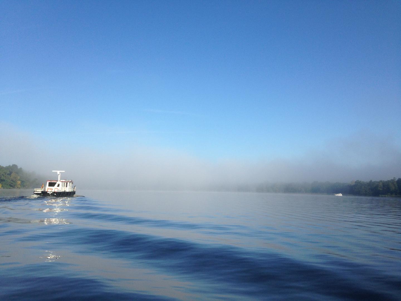Dem Nebel auf der Spur