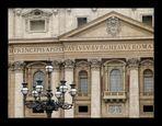 Dem Papst sein Balkon