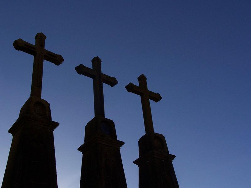 Demasiadas cruces