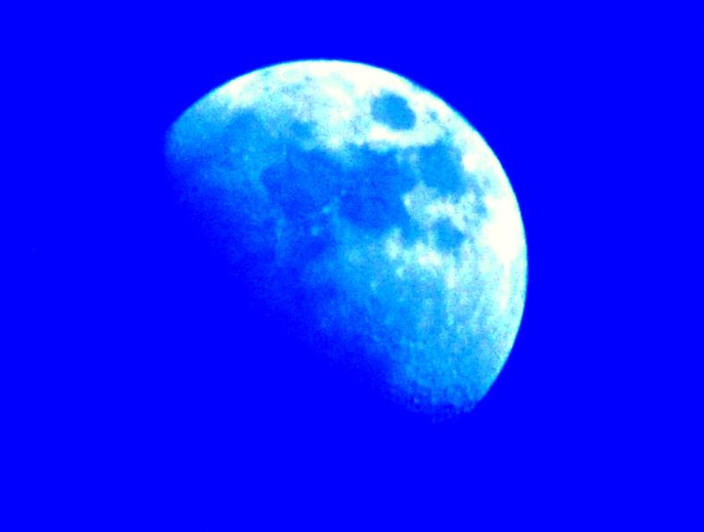 Démi moon