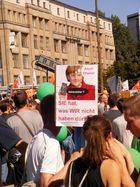 Demo in Berlin 2013