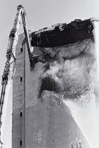 Demolizione silos ex Interzuccheri 3
