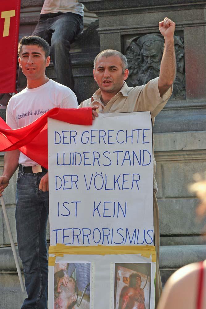 Demonstration....