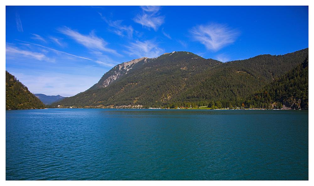 Den Achensee...XIII...