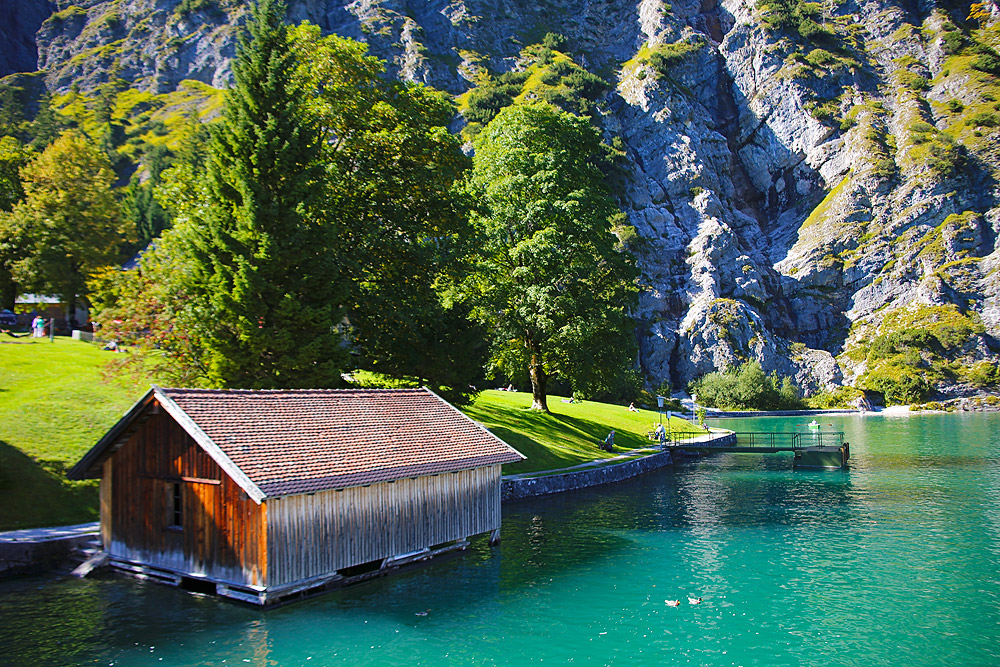 Den Achensee...XIX...