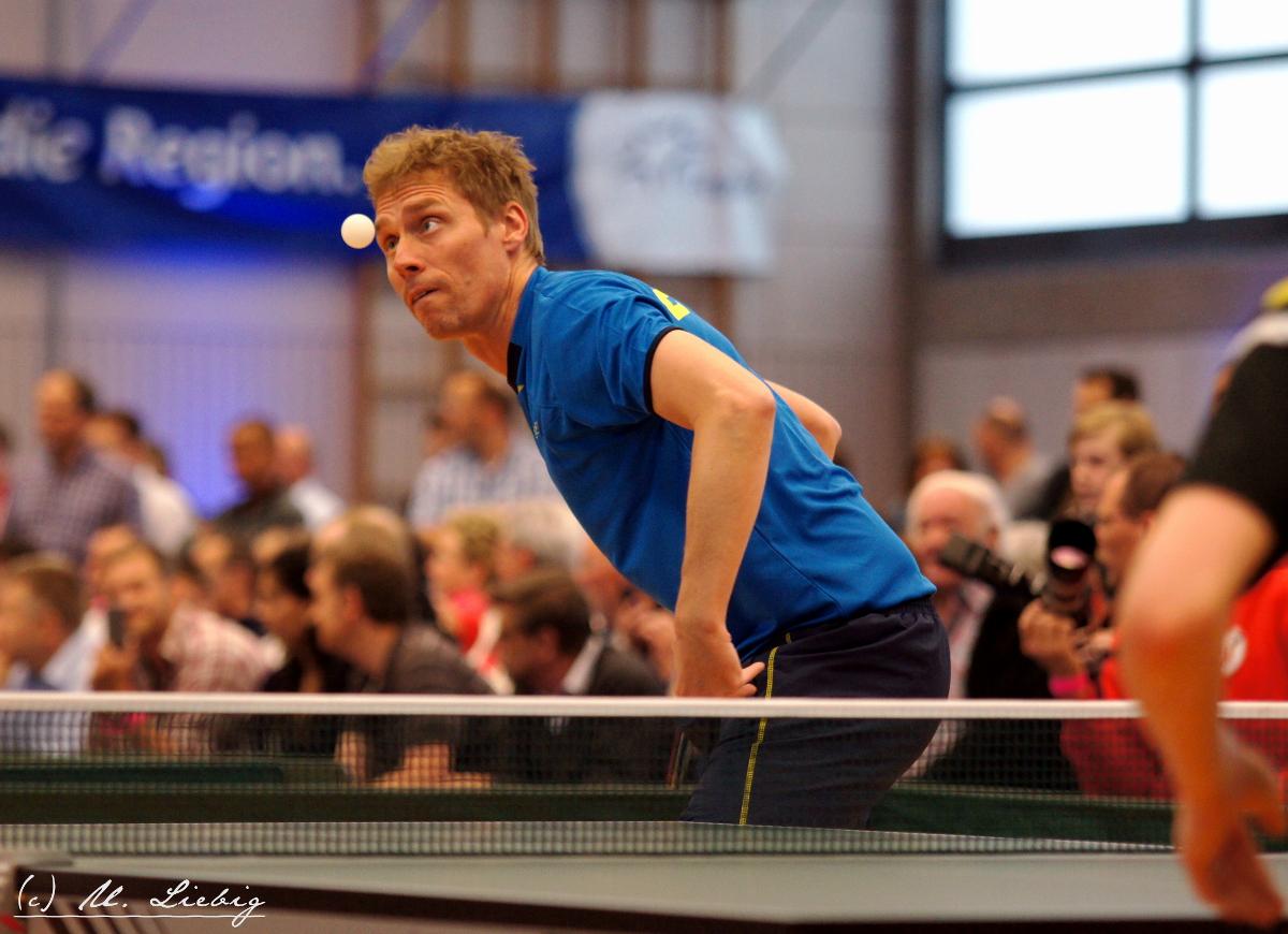 den Ball im Blick - J. Persson