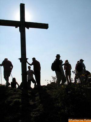 Den Berg hätten wir erklommen - und was nun?