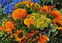 Den Blumenstrauß... von Manfred Brink