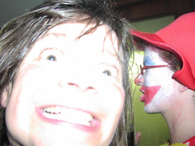 Den Clown im Ohr?!?!?