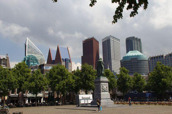 Den Haag – Plein