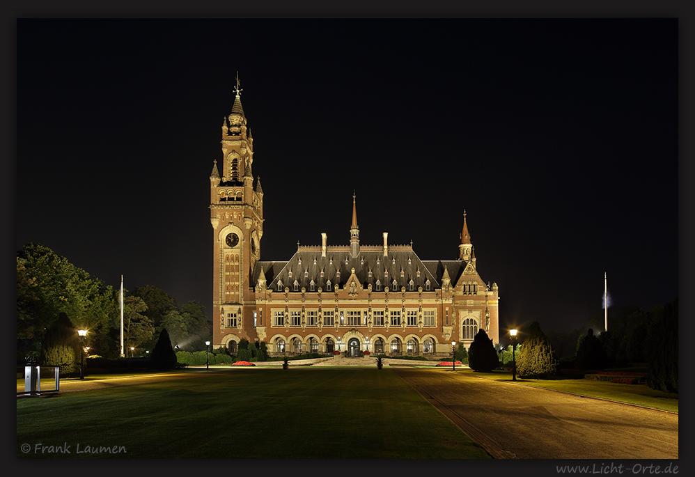 Den Haag - Vredespalais, NL