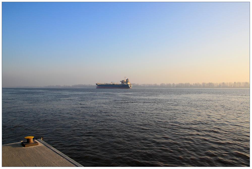 Den Hamburger Hafen