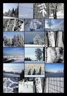 Den Schnee von (vor) - gestern ...