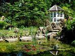 Den Teich hätt ich gern im Garten