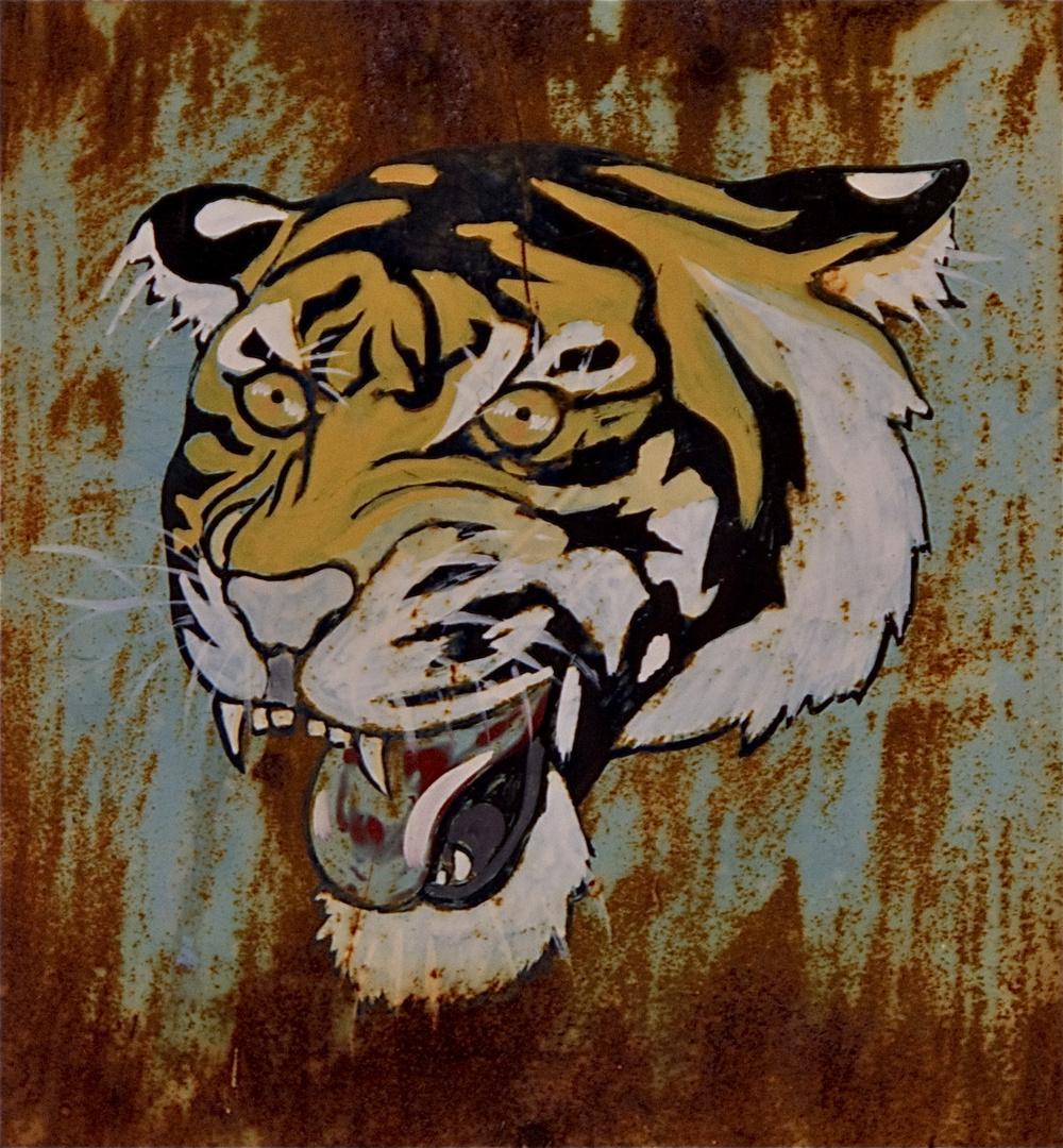 den tiger im tank