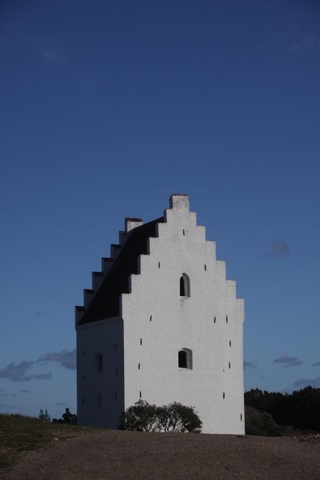 Den tilsandene Kirke